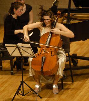 Hannah Holman Cello Recital